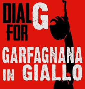 Antologia criminale Dial for G (Garfagnana in giallo 2017)
