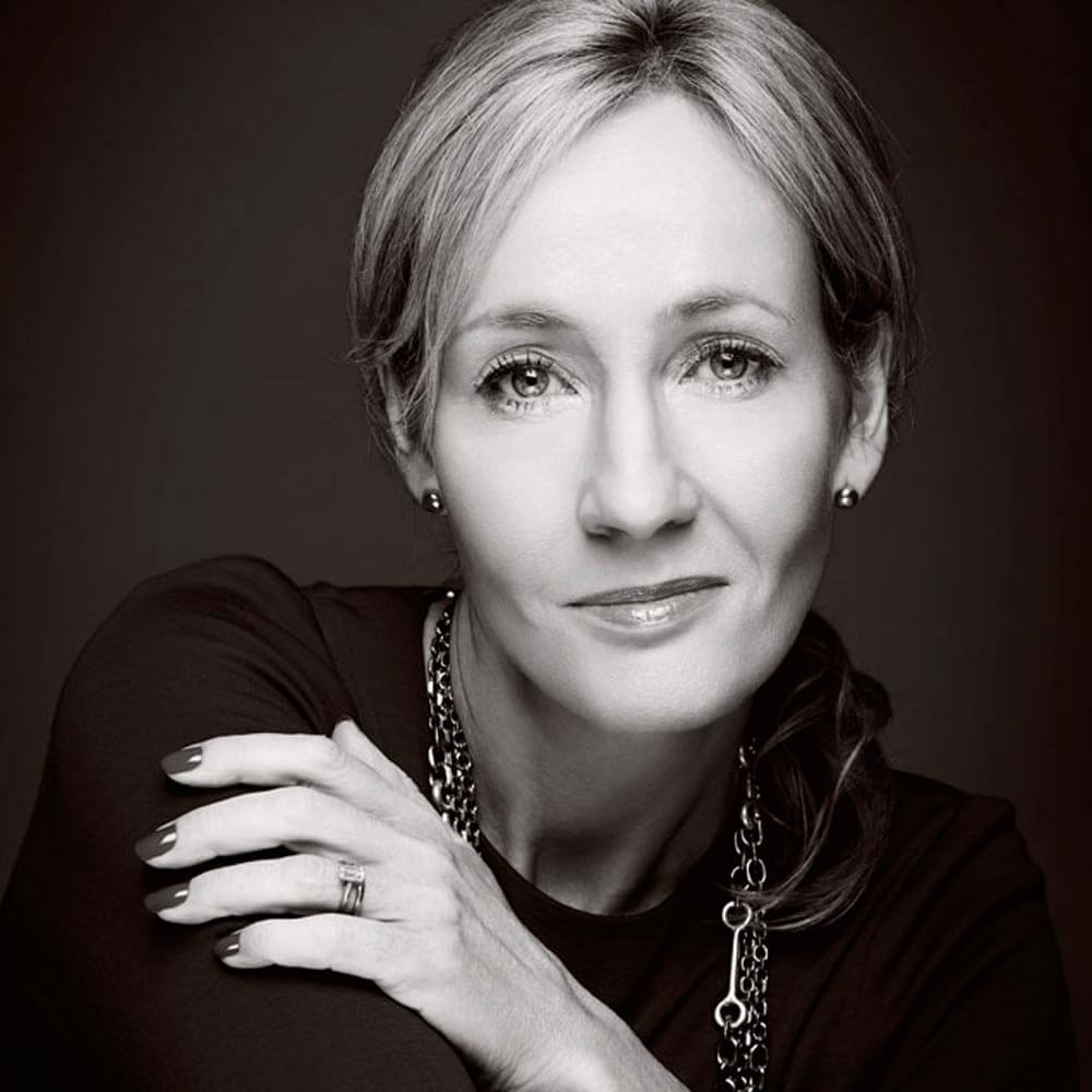 J. K. Rowling e i suoi libri