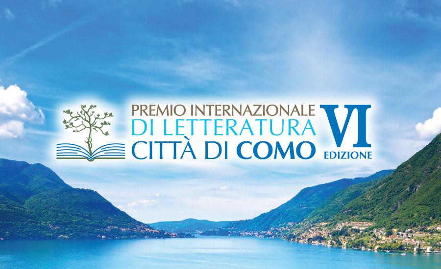 Premio Internazionale di Letteratura Città di Como VI edizione