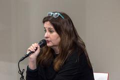 HELENA JANECZEK al Salone del 12 maggio 2019