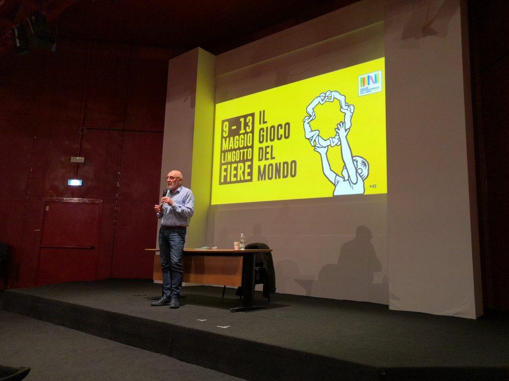 Paolo Rumiz al Salone del 9 maggio 2019