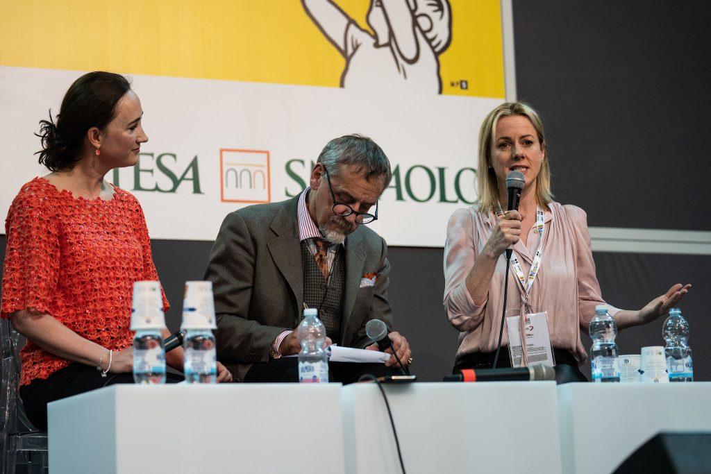 Jojo Moyes e Sophie Kinsella l Salone dell'11 maggio 2019