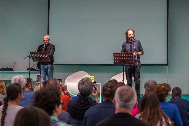 Marcorè e Paiella al Salone dell'11 maggio 2019