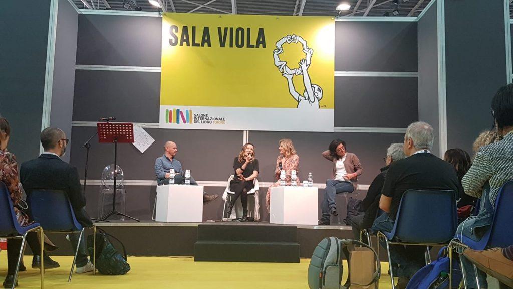 al Simona Sparaco al Salone dell'11 maggio 2019