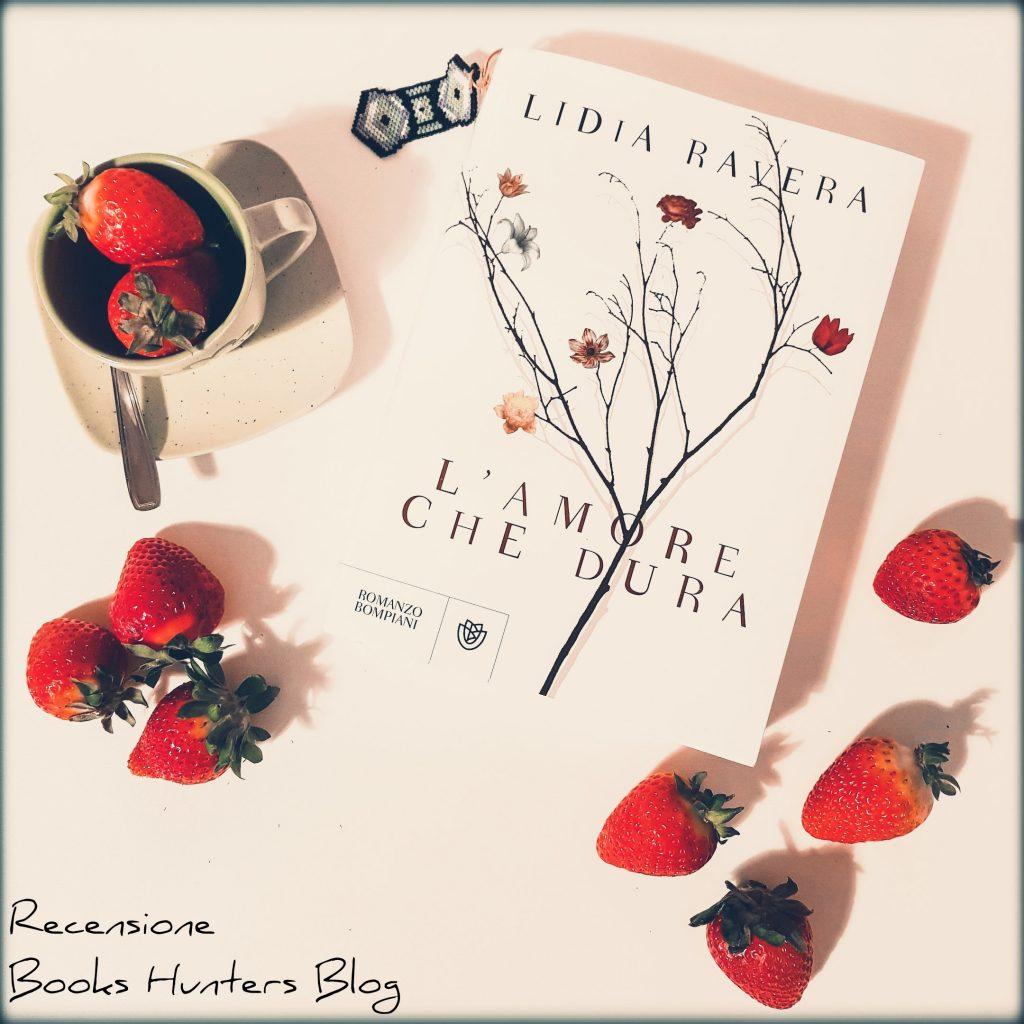 Instagram Foto Libro L'amore che dura di Lidia Ravera BHB