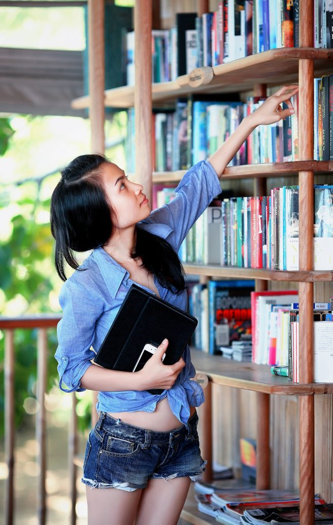 bookblogger in libreria