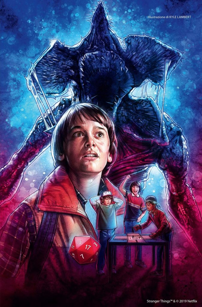 stranger things, art 1