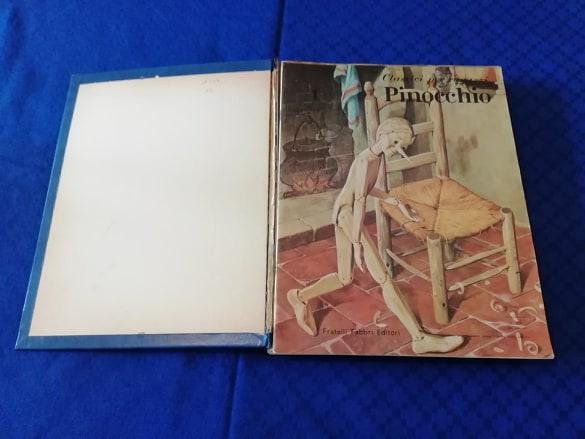 """""""Le avventure di Pinocchio"""" - Fabbri editori, Milano 1965 (1)"""