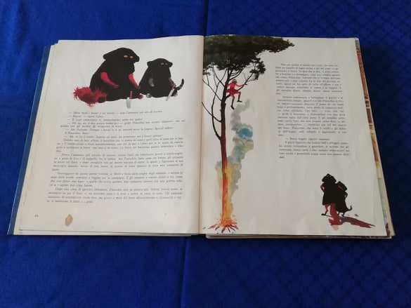 """""""Le avventure di Pinocchio"""" - Fabbri editori, Milano 1965 (2)"""