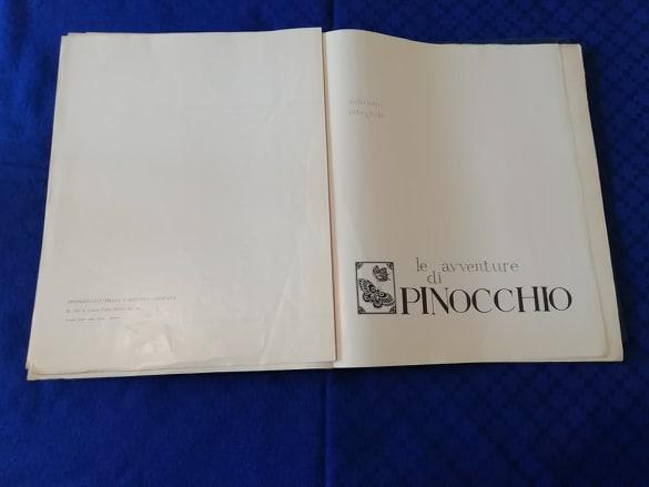 """""""Le avventure di Pinocchio"""" - Fabbri editori, Milano 1965 (3)"""