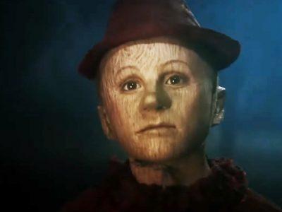 Pinocchio a Natale al cinema