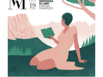 Una Montagna di libri 2019 Manifesto estate