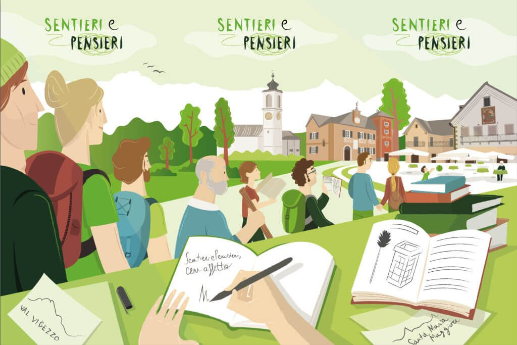 Sentieri e Pensieri 2019 - poster