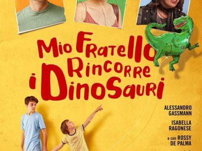 Mio fratello rinocorre i dinosauri Manifest