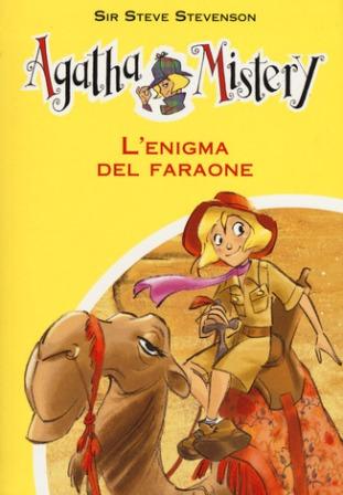 Agatha Mistery - L'enigma del Faraone - cover