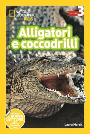 Alligatori e coccodrilli - Cover