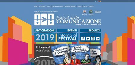 Festival della Comunicazione - Camogli 2019