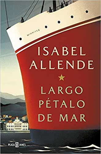 Lungo petalo di mare - Isabel Allende (Atwood e Allende)