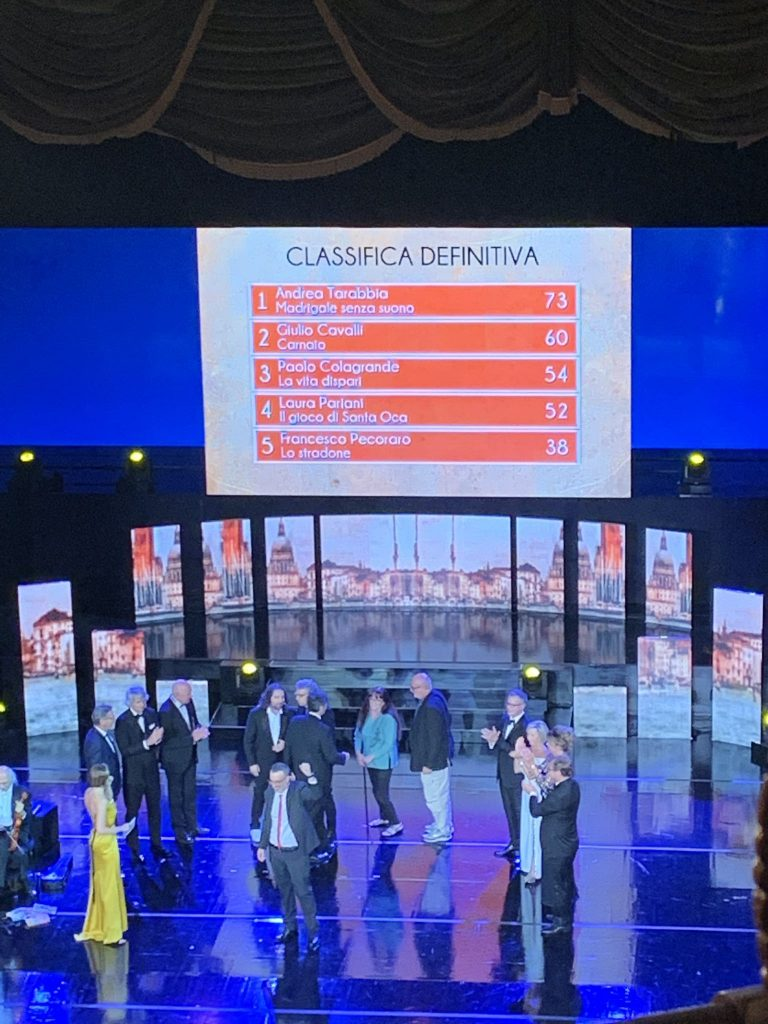 premio campiello 2019 classifica