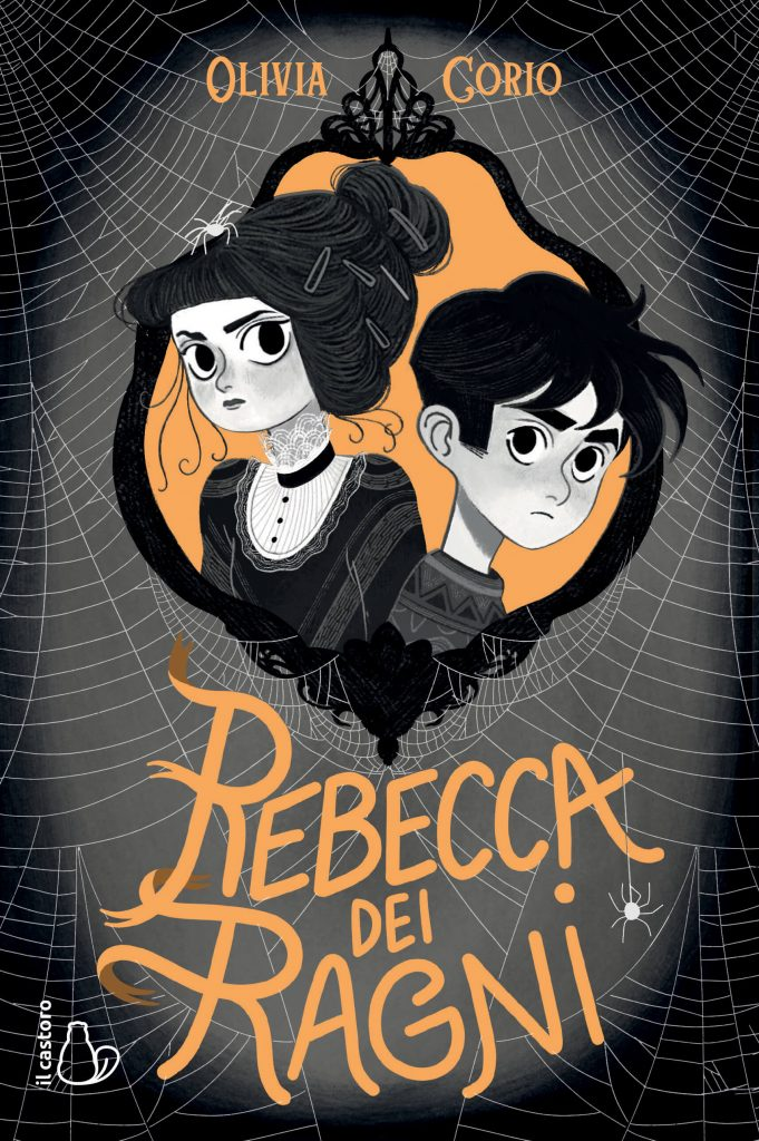 Halloween 2019 Rebecca dei ragni di Olivia Corio
