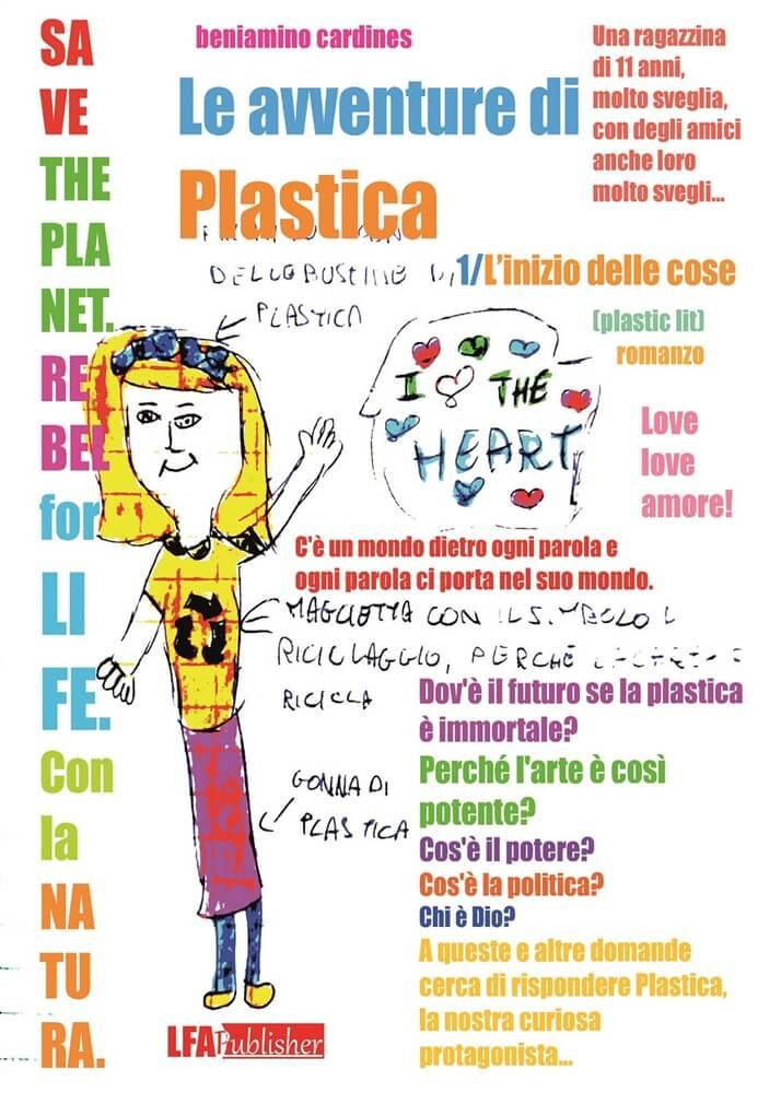 Le avventure di Plastica, libro