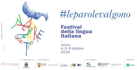 #leparolevalgono - festival della letteratura italiana