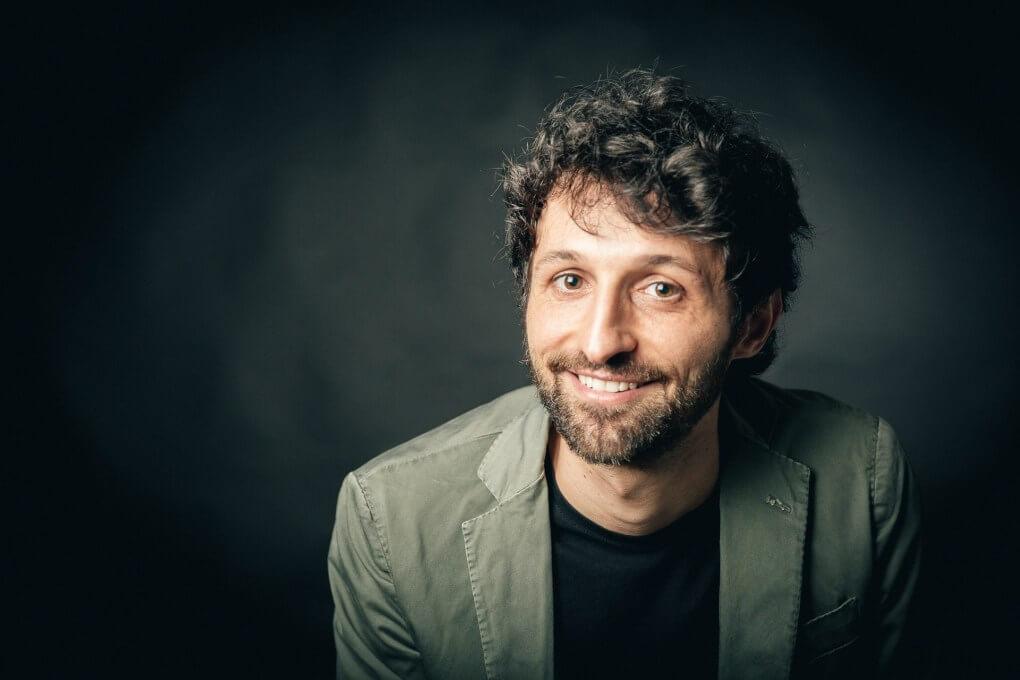 Dario Levantino, autore