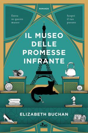 Il museo delle promesse infrante - Cover