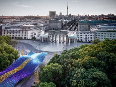 Vision in motion - Installazione Berlino 2019