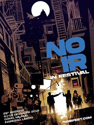 Eventi letterari di dicembre - noir in festival