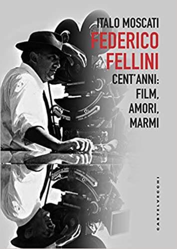 Federico Fellini: Cent'anni - Cover