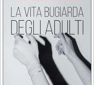 La vita bugiarda degli adulti - Cover