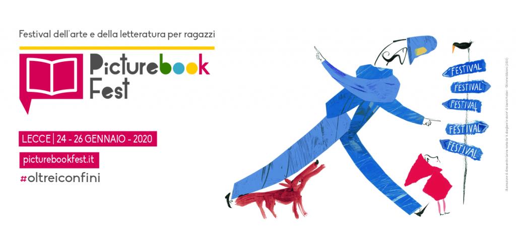 Picturebook Fest 2020 - gennaio letterario