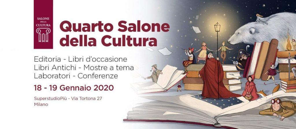 Salone della Cultura 2020 - gennaio letterario