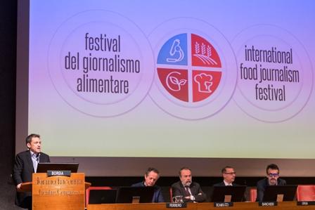 Festival letterari - Festival del giornalismo alimentare