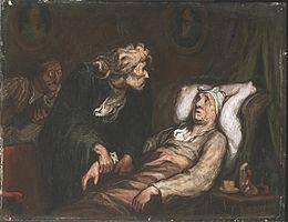 10 febbraio: accadde oggi - Il malato immaginario