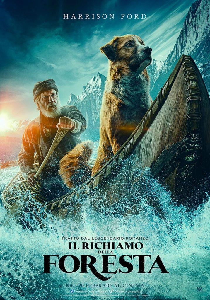 Il Richiamo della Foresta - cinema