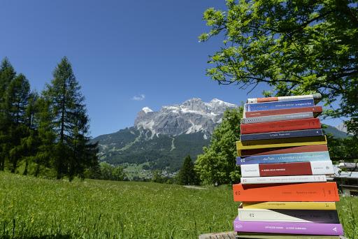 Una montagna di libri iniziative