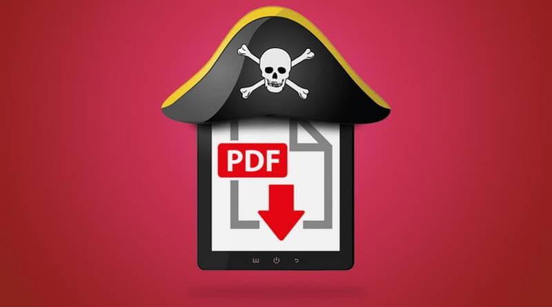 Telegram libri piratati