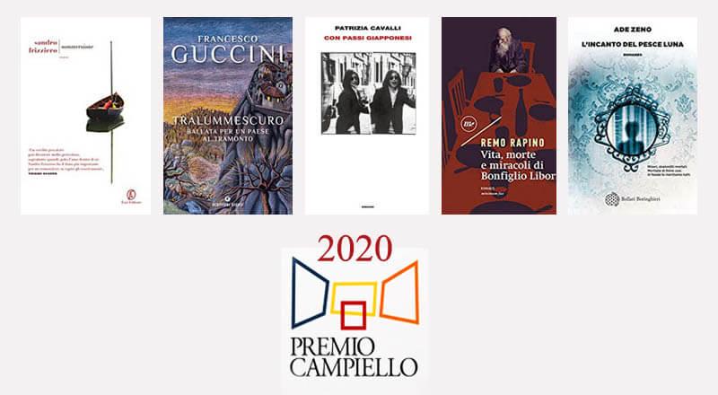 Finalisti Premio Campiello 2020