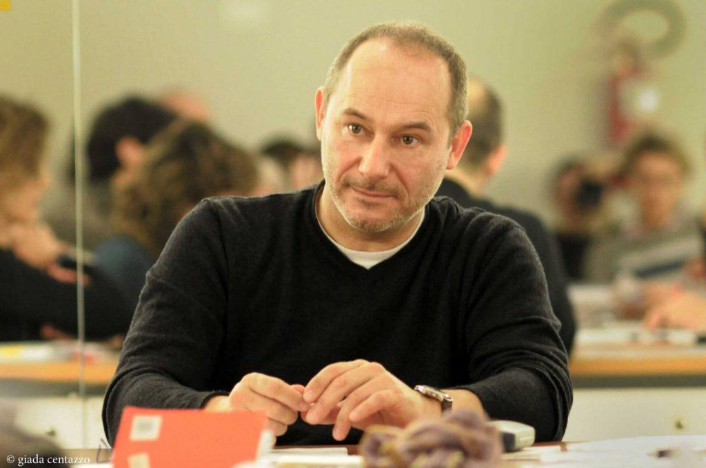 Gian Mario Villalta - Biografia