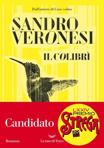 Il colibrì - Cover