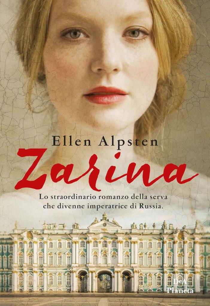 Zarina - Ellen Alpsten