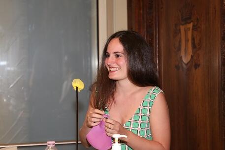 Michela Panichi . premio campiello 2020.